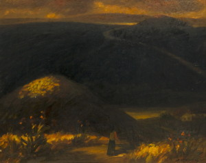 Алтанец Валентин: Пейзаж, Жанровая картина