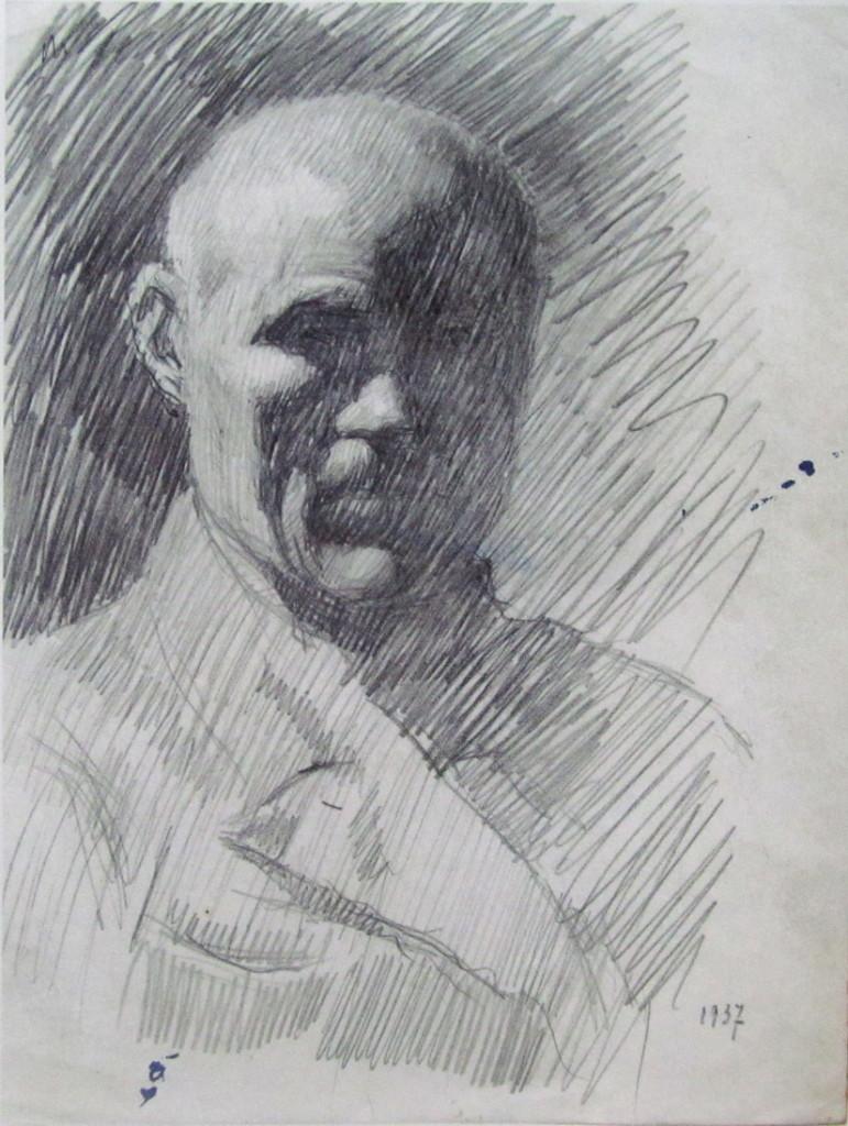 Автопортрет Коновский Петр