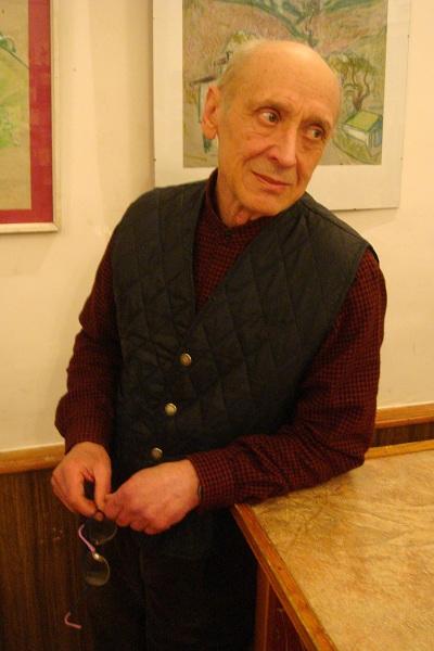 Басанец Валерий, фото художника