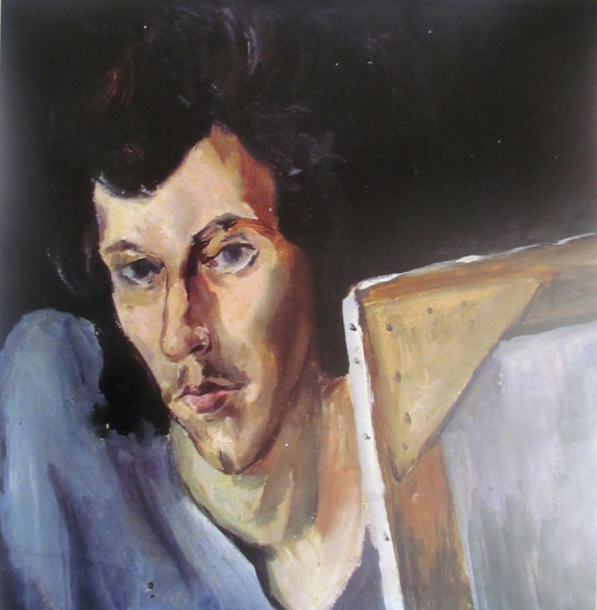 Автопортрет Бурда Сергей