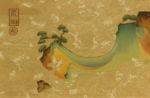 Гармидер Наталья: декоративная живопись Китайский пейзаж 2