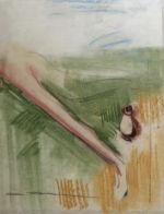 """Хрущ Валентин: Жанровая картина """"Посвящение Матиссу"""" Работа первая"""