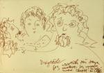 Медведева Екатерина: Наивные портреты. Жанровая картина 9