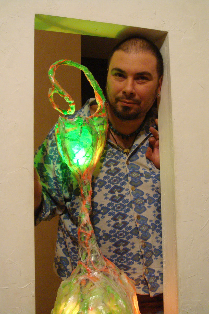 Дульфан Дмитрий. Фото художника