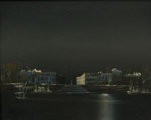 Дульфан Люсьен: Пейзаж морской и городской