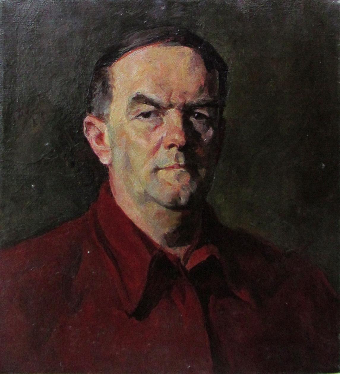 Автопортрет художника Филатов Константин