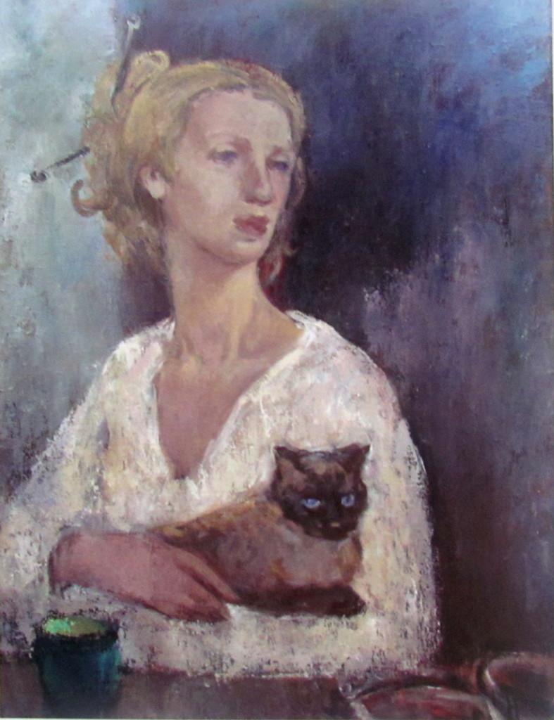 Гармидер Наталья автопортрет