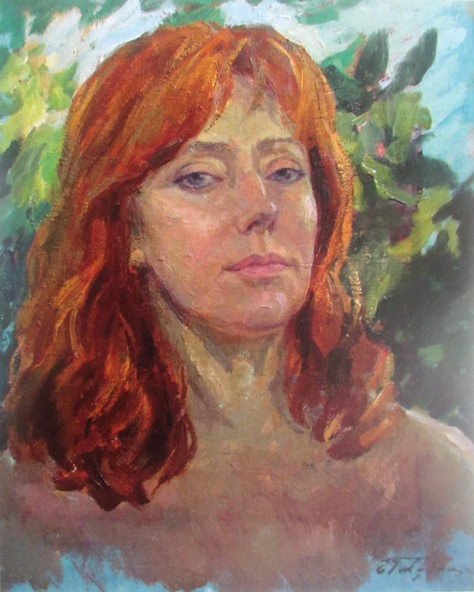 Автопортрет Гавдзинская Елена
