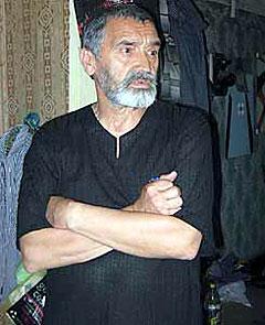Горбунов Вячеслав. Фотография художника
