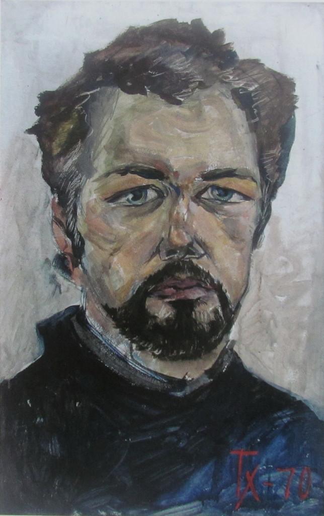 Автопортрет Горобец Юрий
