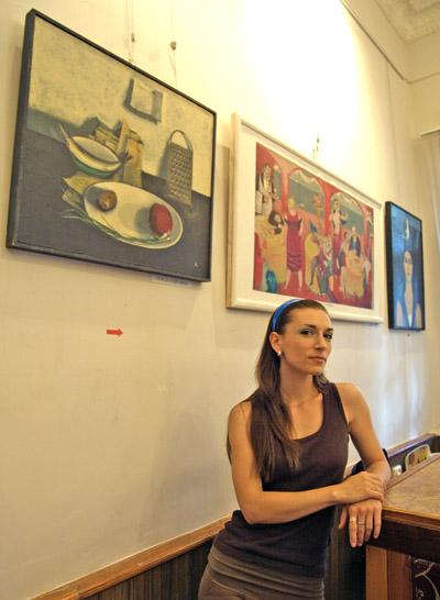 Хасилева Инна. Фотография художницы