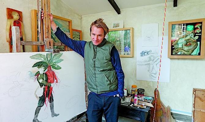 Исупов Илья. Фотография художника