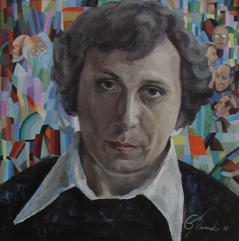 Автопортрет Ивченко Сергея