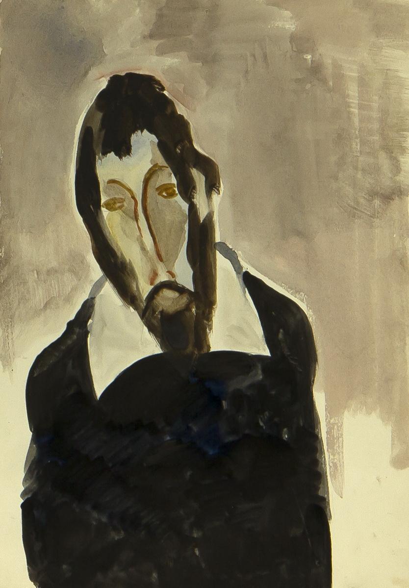 Ивченко Сергей: Портрет мужчины