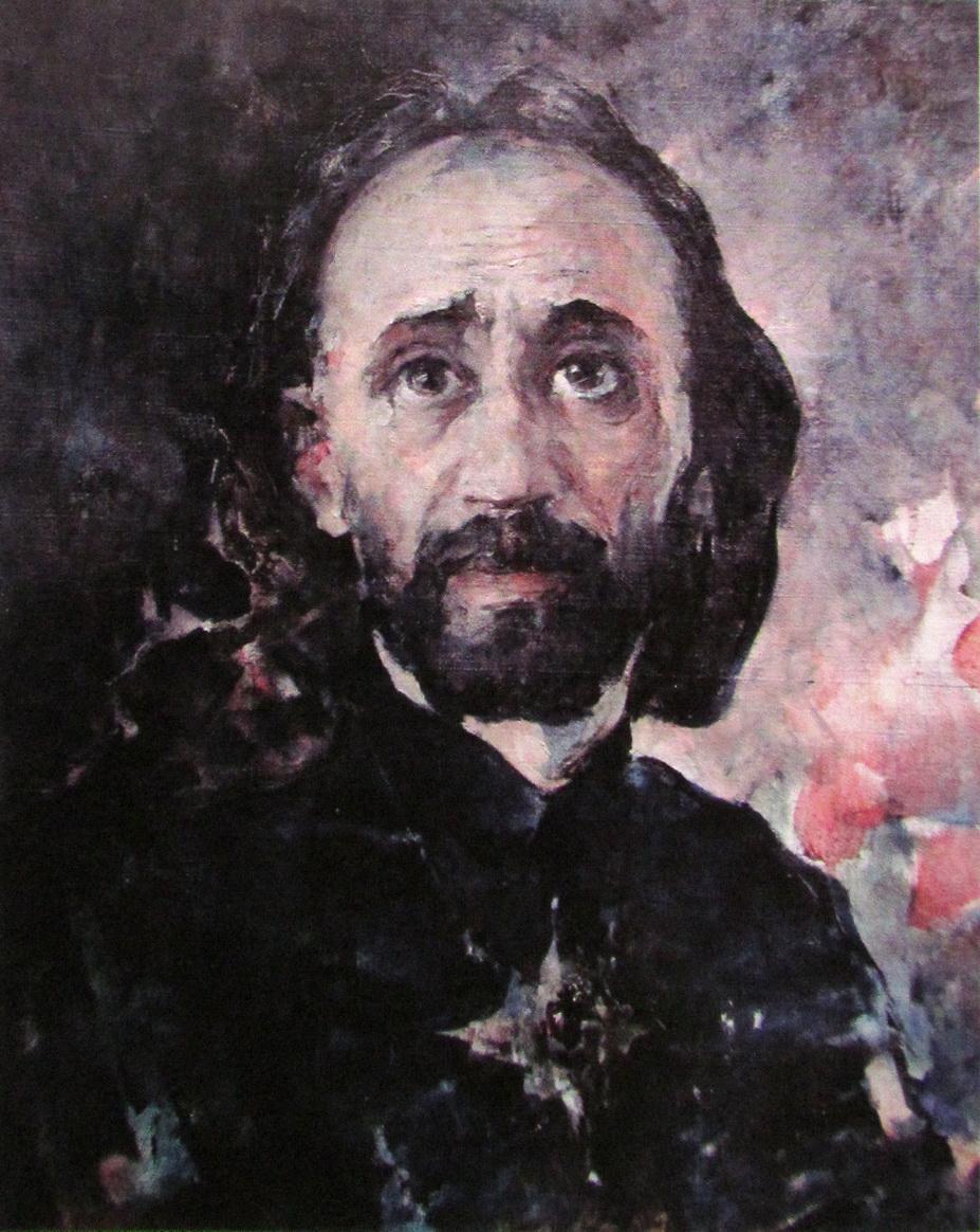 Автопортрет Измайловский Гарольд