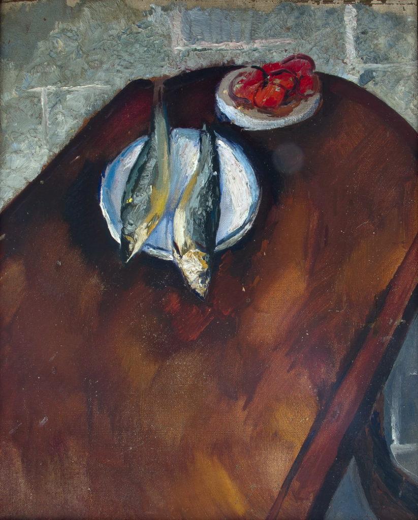 "Хрущ Валентин: ""Рыба на столе"""