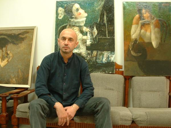 Фотография художника Кикнавелидзе Эмзарий