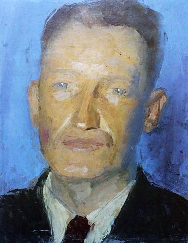 Коцка Андрей. Автопортрет художника