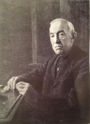 Крымов Николай. Фото художника