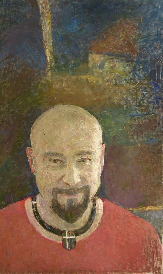 """Кучинская Елена: портрет """"Костин Сергей"""""""