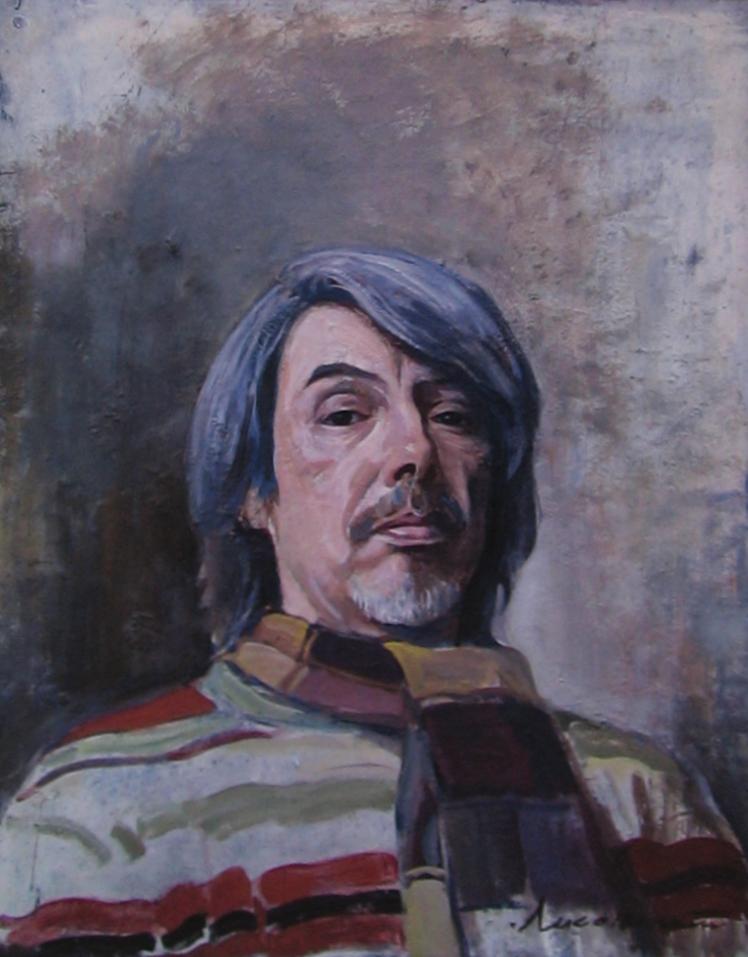Автопортрет Лисовский Александр