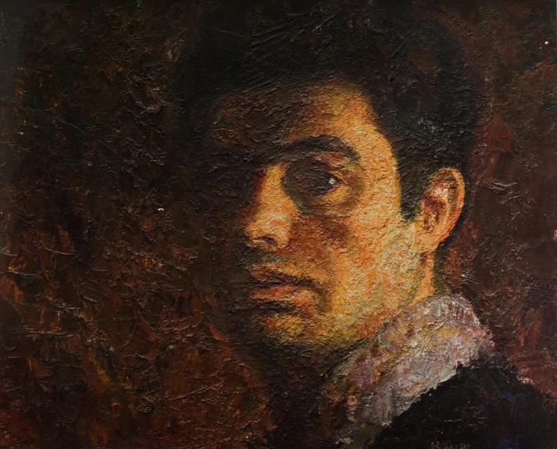 Островский Иосиф. Автопортрет