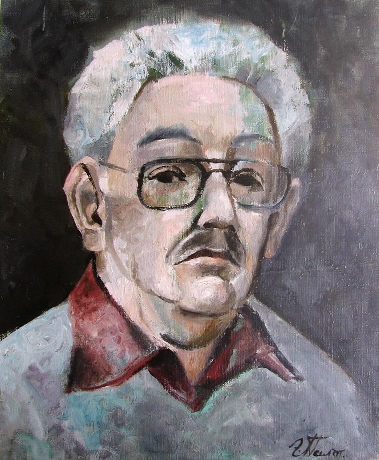 Автопортрет Палатников Григорий