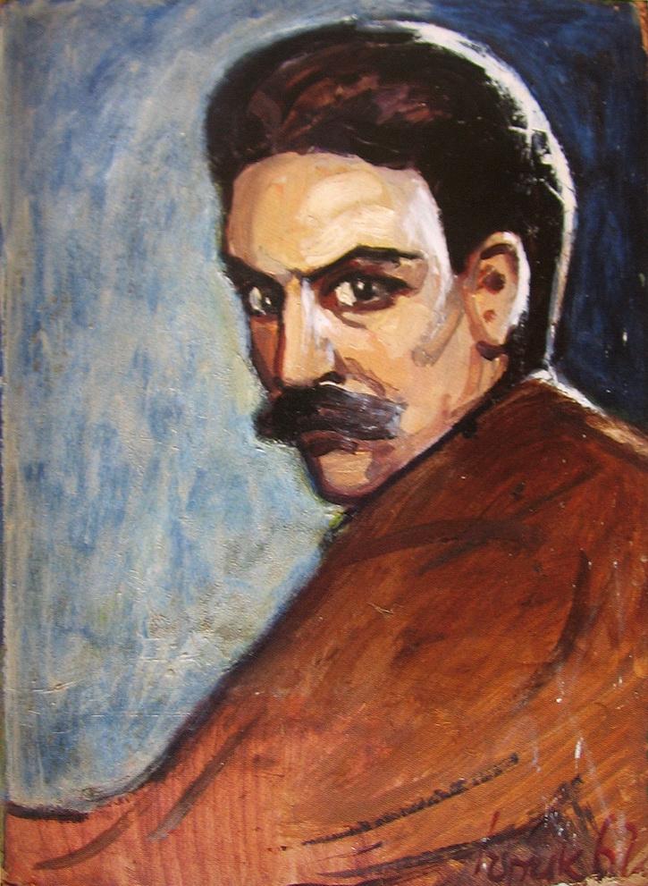 Автопортрет Прик Валерий