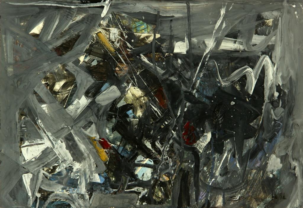 Рахманин Евгений: Рисонок 1 абстракция