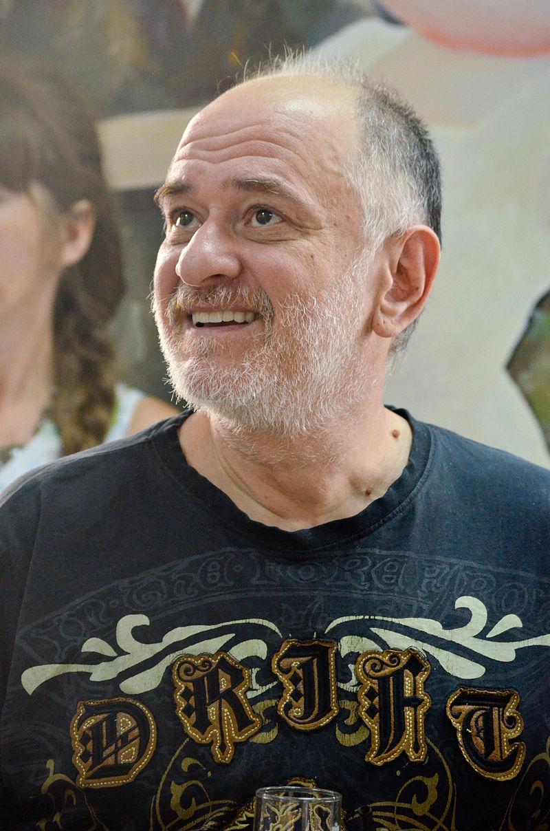 Ройтбурд Александр. Фотография художника