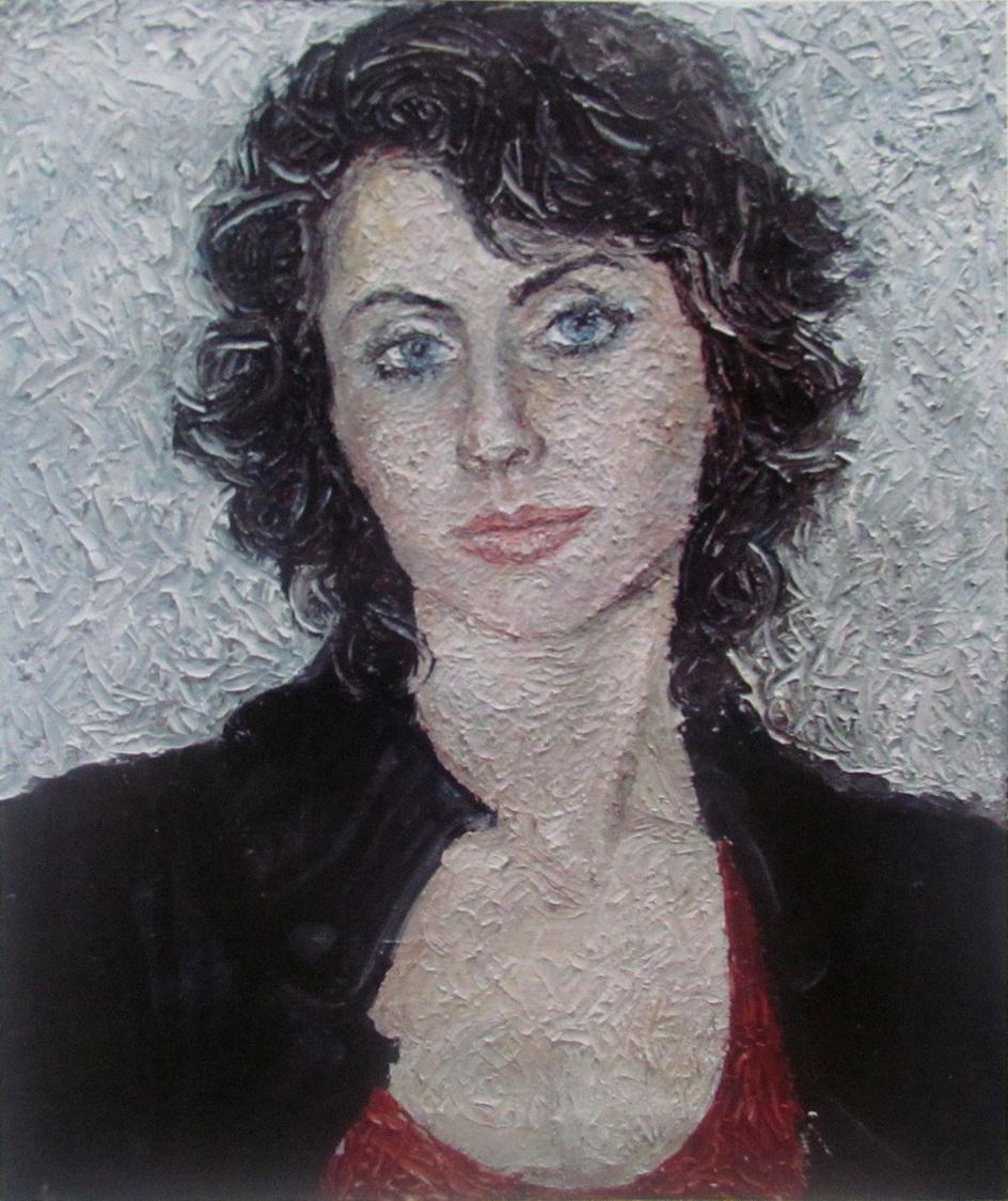 Автопортрет Щекина Елена
