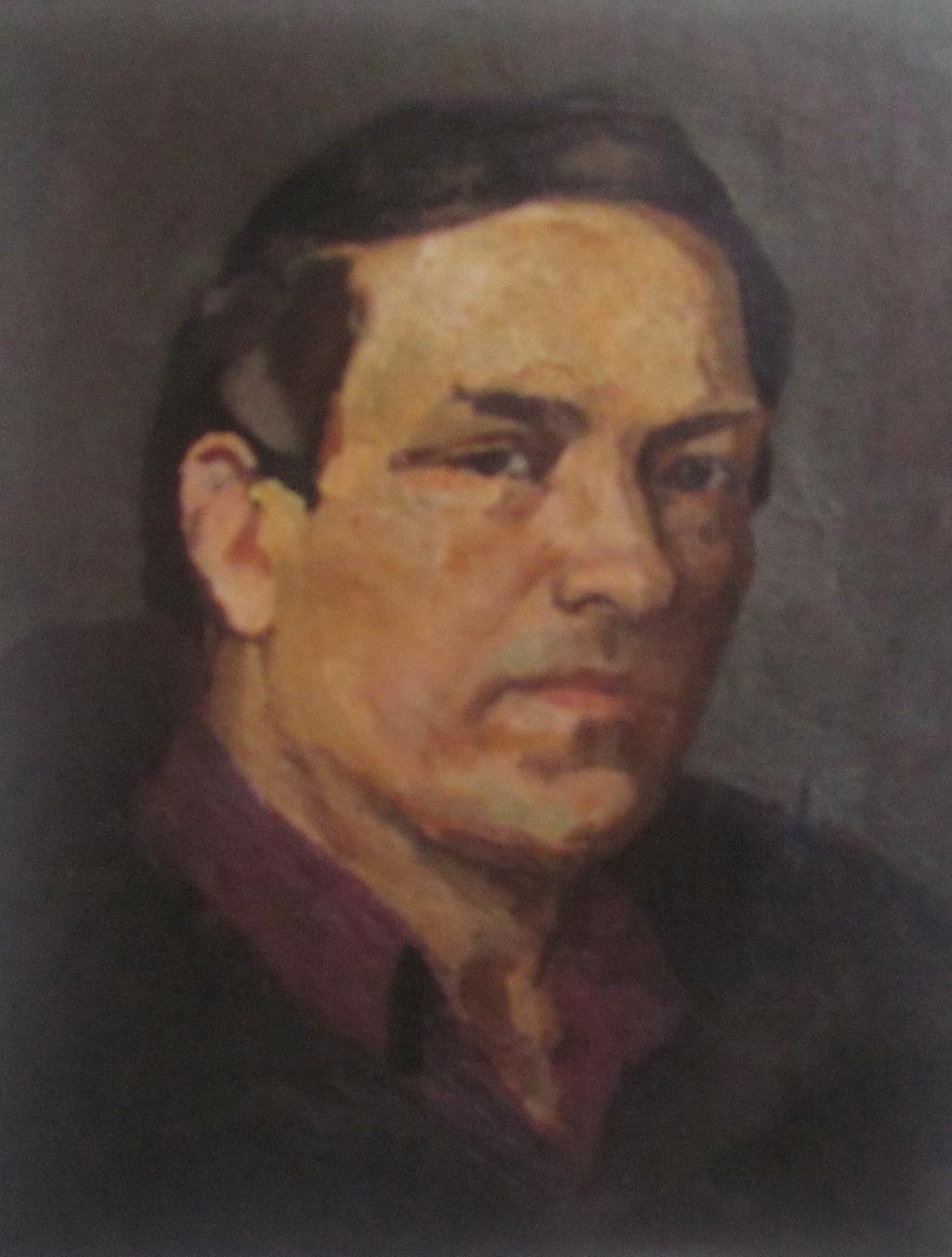 Автопортрет Слешинский Орест