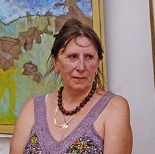 Токарева Ольга, фотография художницы