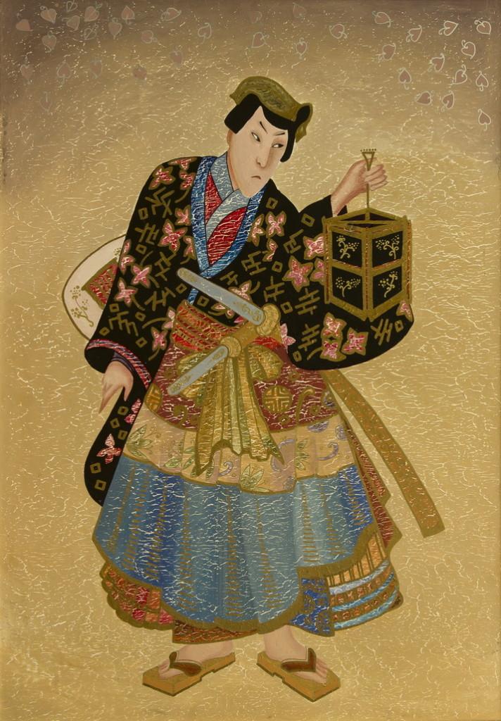 "Уварова Анастасия: ""Японец"""