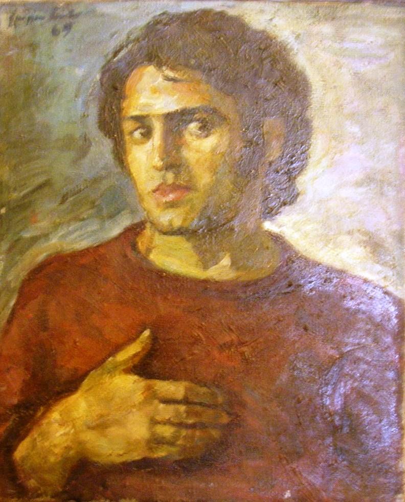 Ваган Ананян - автопортрет