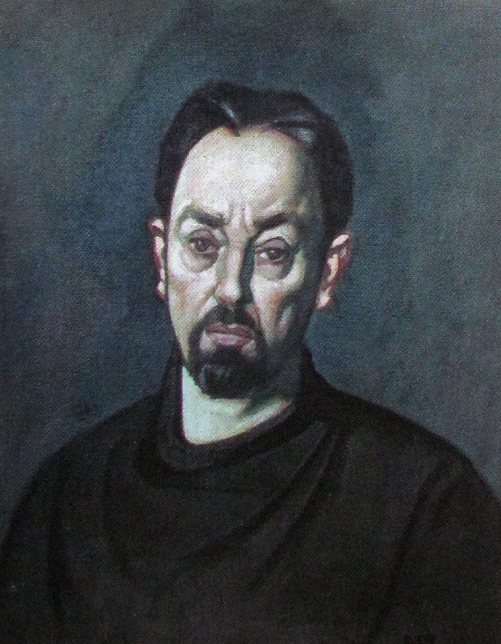 Автопортрет Власов Владимир