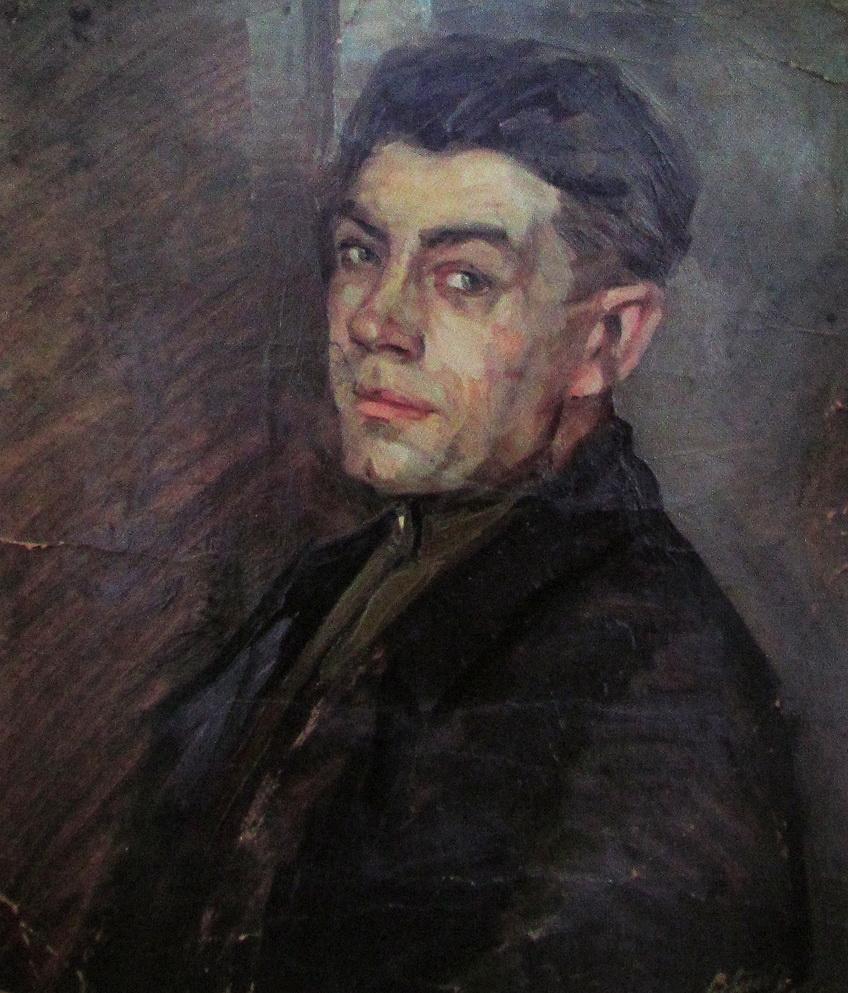 Автопортрет Зайченко Василий