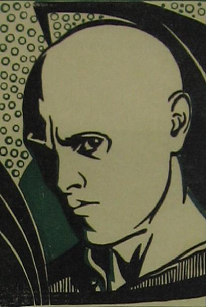 Автопортрет Жука Михаила