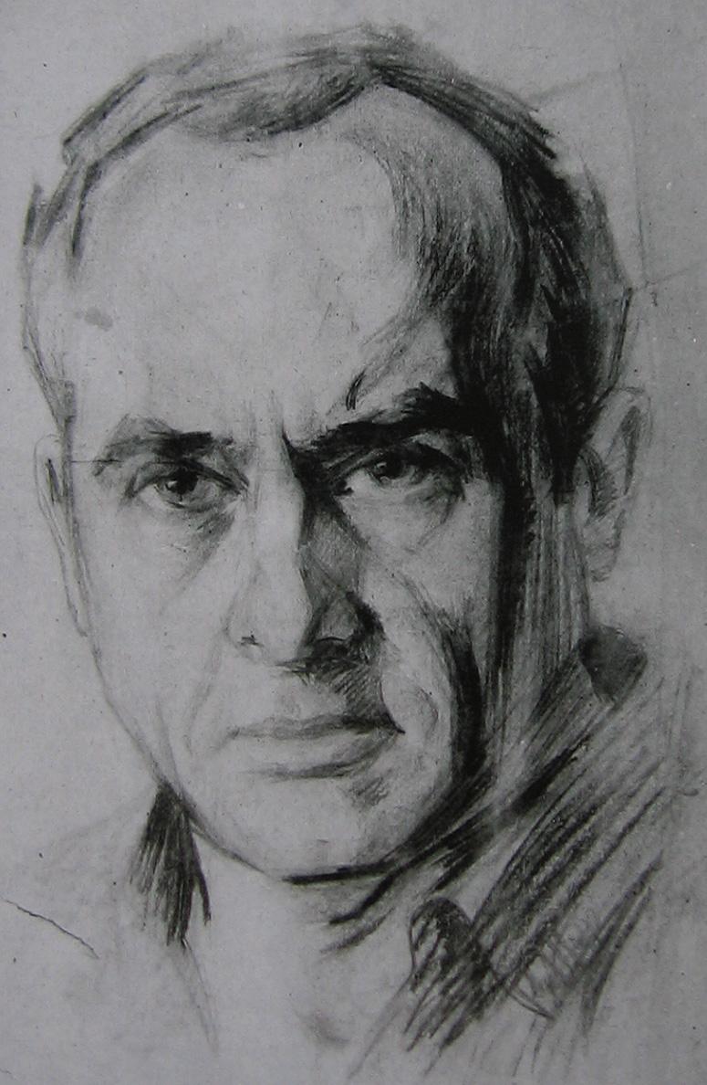 Автопортрет Жураковского Виктора