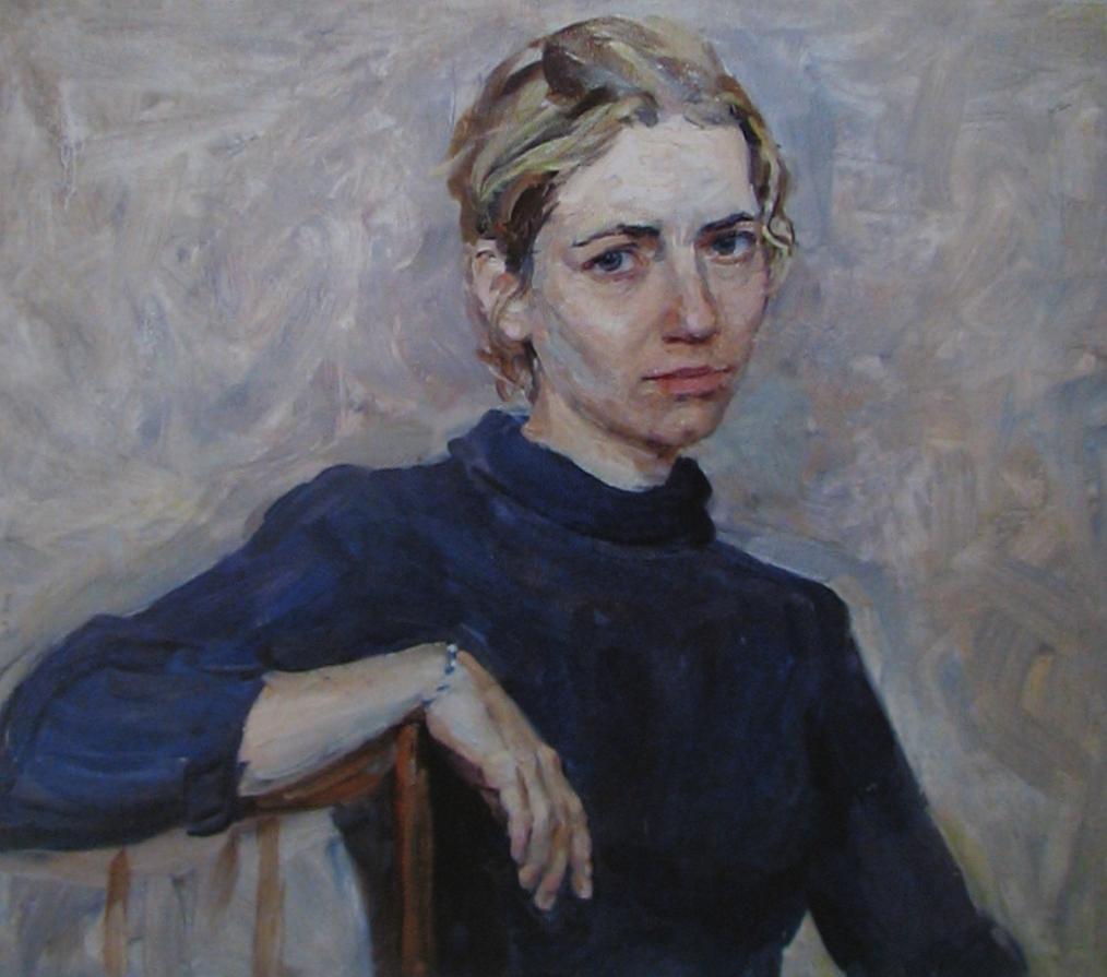 Автопортрет Зиновеевой Полины