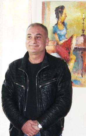 Зограбян Овик. Фотография художника